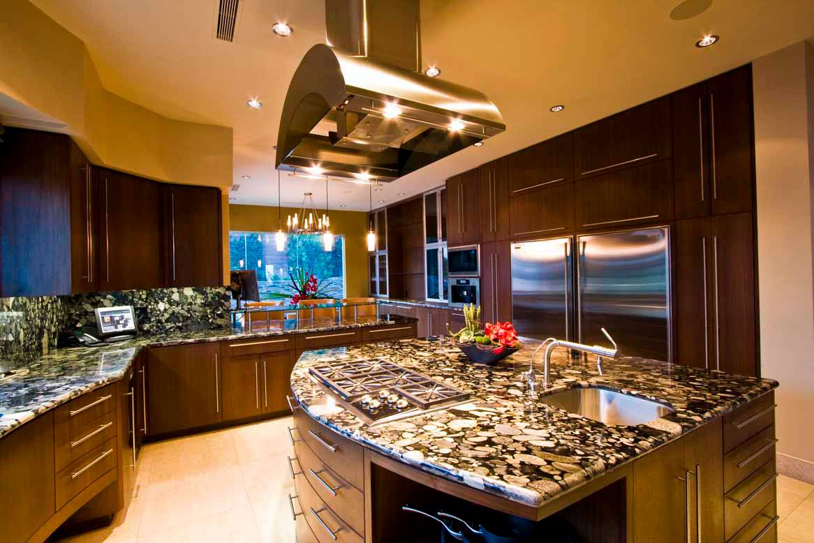 Las Vegas home interior design Kitchen